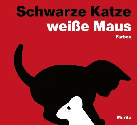 Schwarze Katze, weiße Maus. Farben