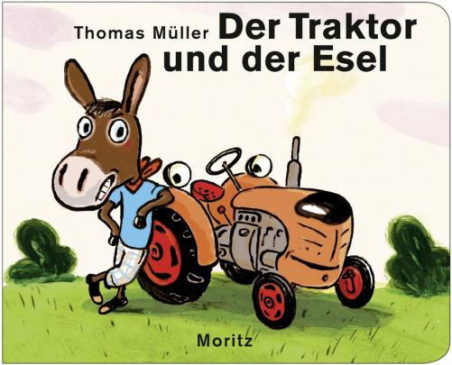 Der Traktor und der Esel