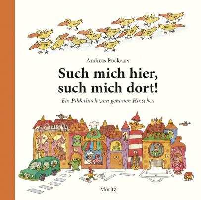 Such mich hier – such mich dort!