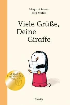 Viele Grüße, Deine Giraffe - Das Taschenbuch