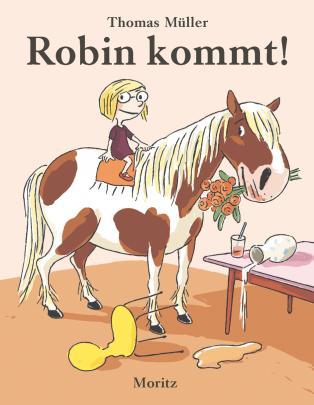 Robin kommt!