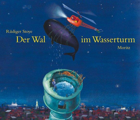 Der Wal im Wasserturm Book Cover